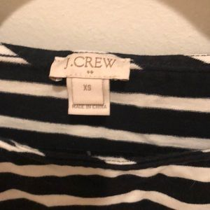J. Crew Tops - Stripe short sleeve J. Crew shirt